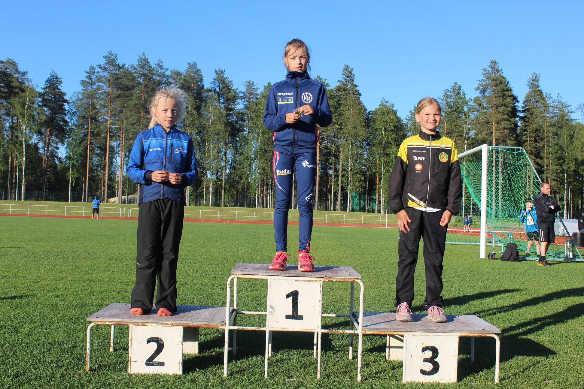 Otteluhuipentuma ti 11.6. – Kankaanpää