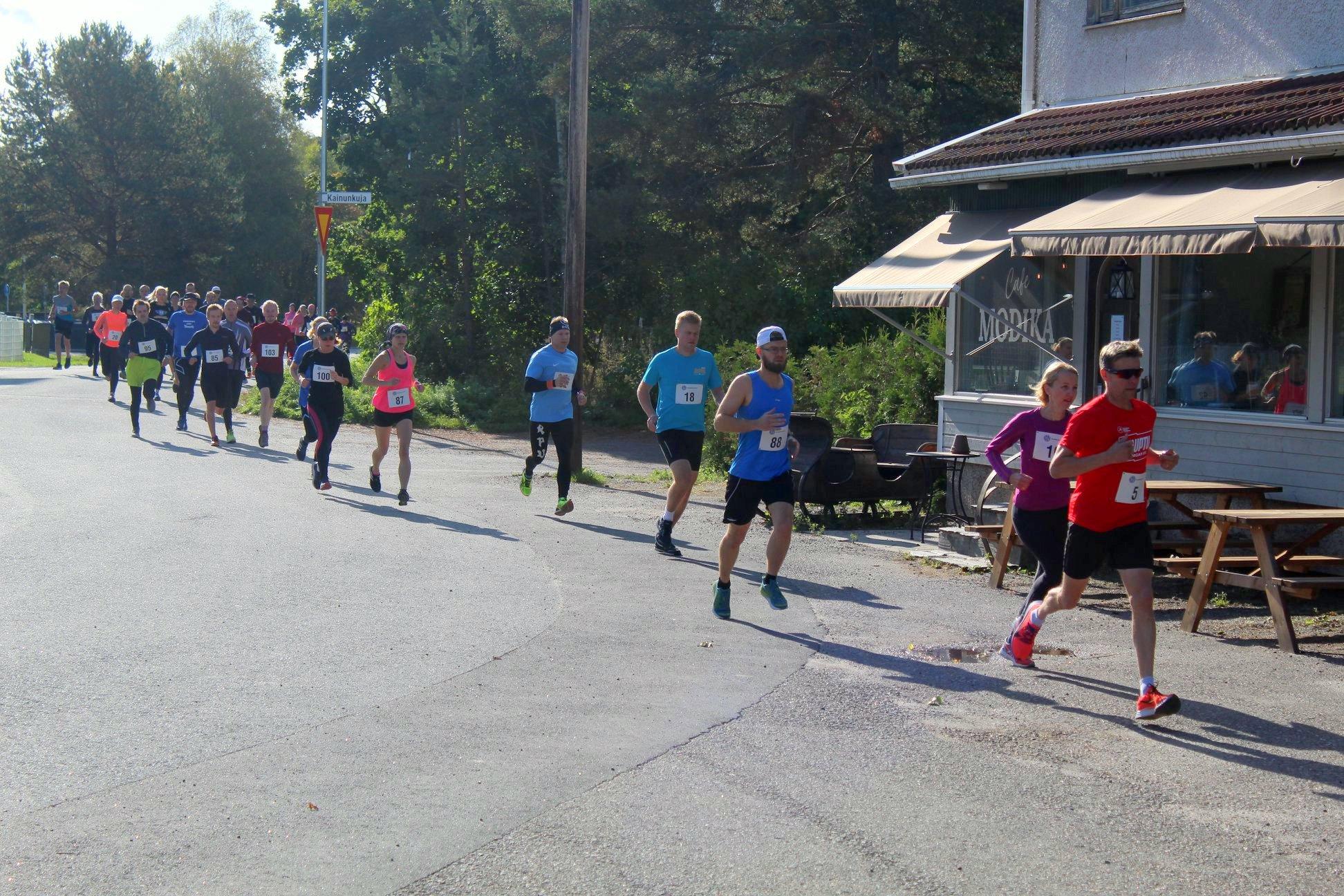 1/2-maraton, Oravakymppi ja Fun Run