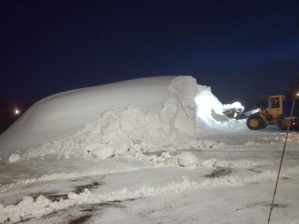 Talvi lähestyy – lumitykille valvojia?