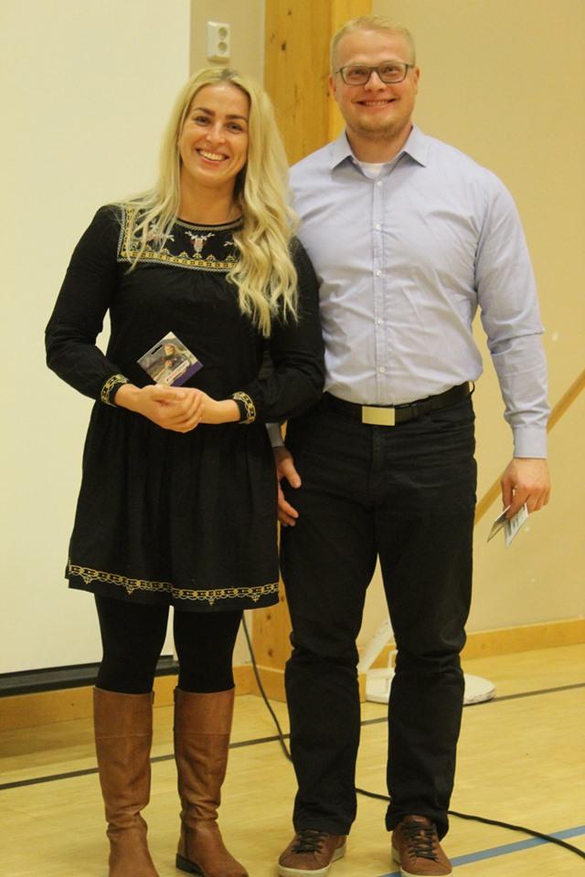 Kati Ojaloo paras yleisurheilija 2019