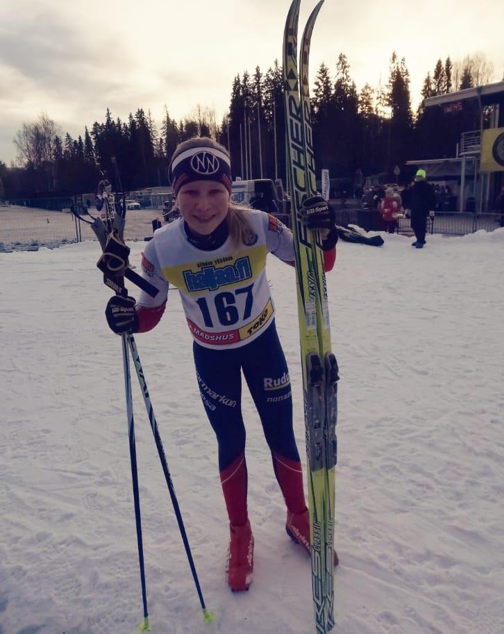 Emilia vauhdissa Tampereella