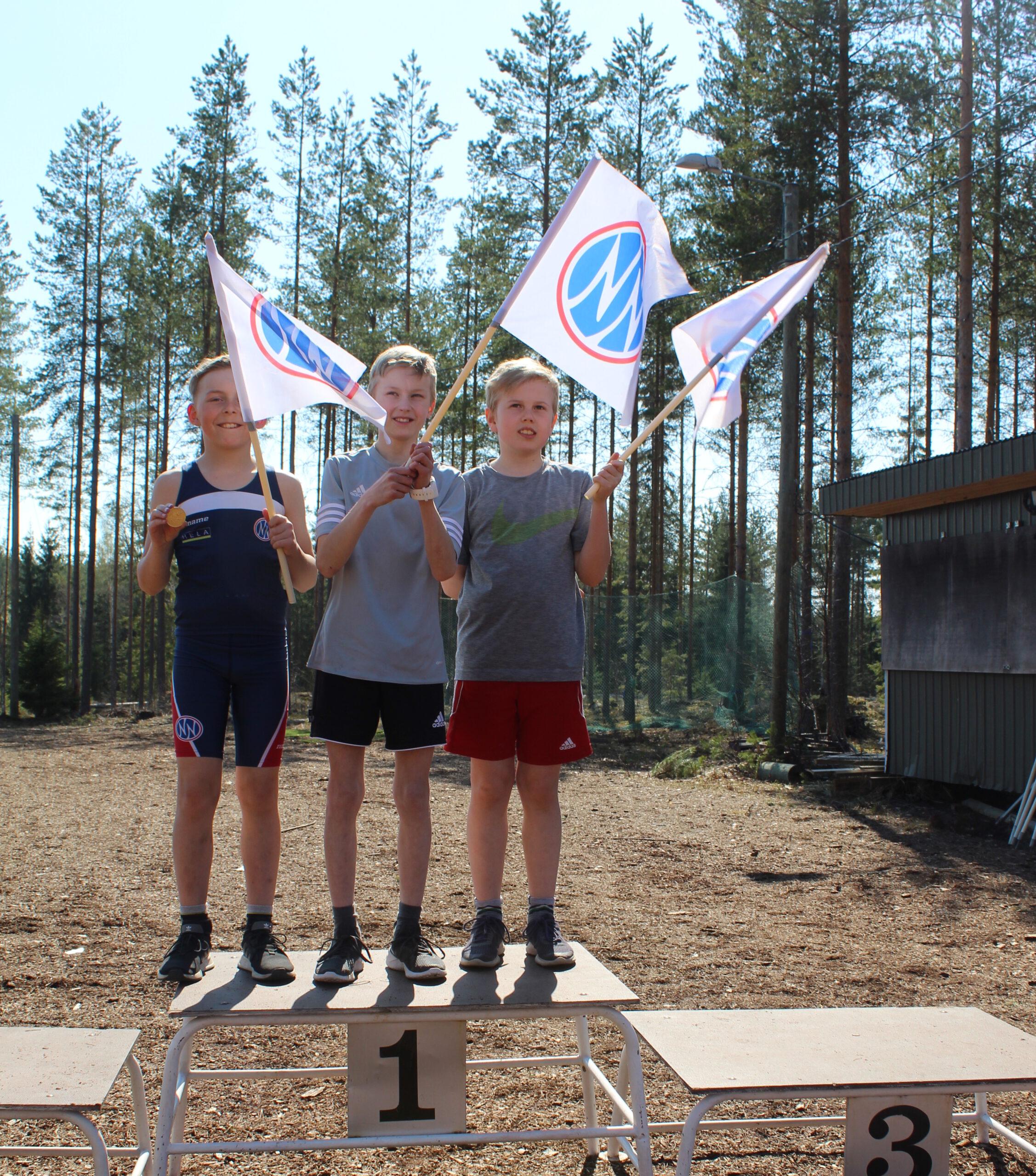 Ilmoittaudu mukaan urheilukoulun ja hiihtokoulun kesäkaudelle!