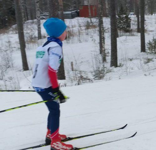 Rise Race Tour starttasi Kankaanpäässä, Emilia kakkonen Seinäjoella