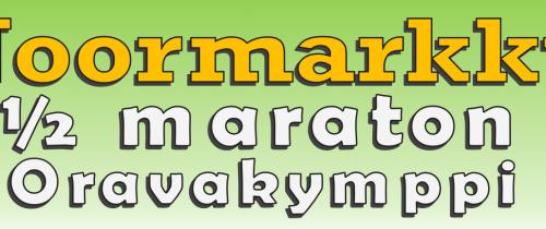 Noormarkku 1/2-maraton ja Oravakymppi
